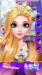 Princess Beauty Salon - Birthday Party Makeup 2.2.3189 screenshot 4