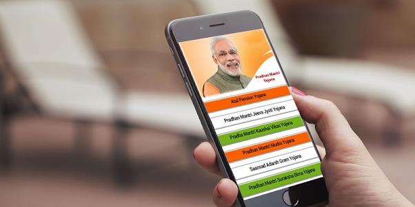 Pradhan Mantri Yojana ♛ 2.0 screenshot 2