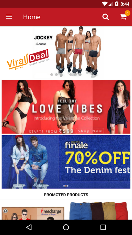 Viral Deal 1 8 APK Download - Android Shopping Apps