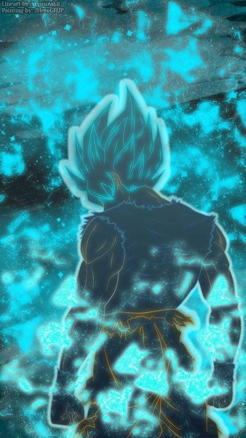 Goku Ultra Instinct Wallpaper 11 Apk Download Android