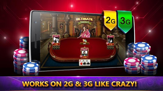 UTP - Ultimate Teen Patti (3 Patti) 36.7.7 screenshot 3
