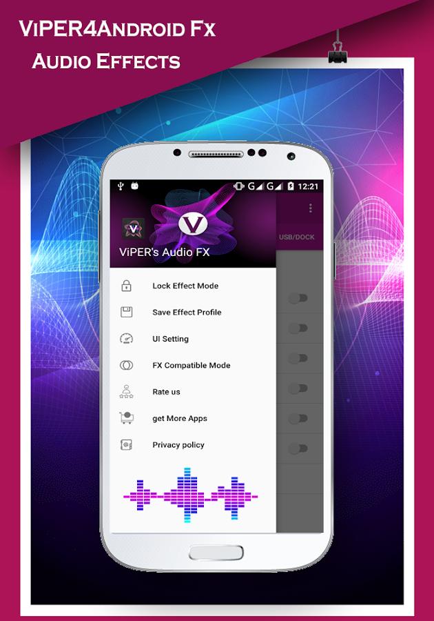 ViPER4Android Fx 2018 - Sound Equalizer 5 5 5 APK Download