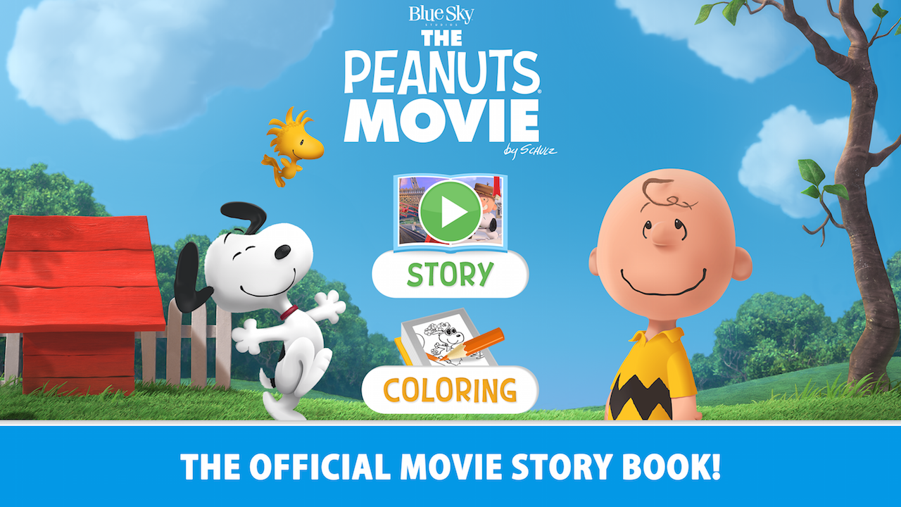Peanuts Stickers Apk