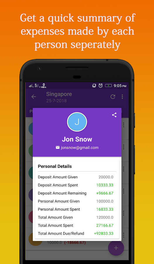 tripmate a trip expense manager 2 3 apk download android travel