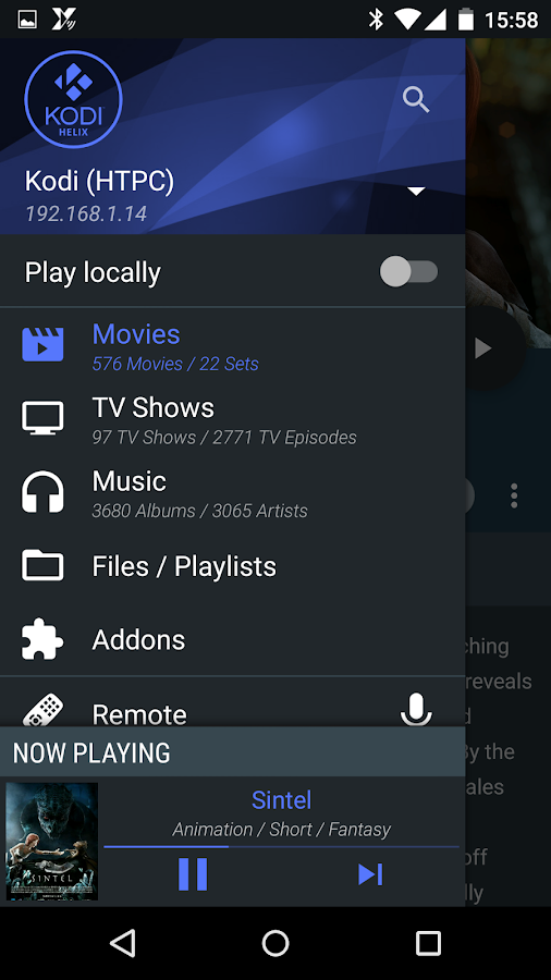 how to download kodi 16.1 apk