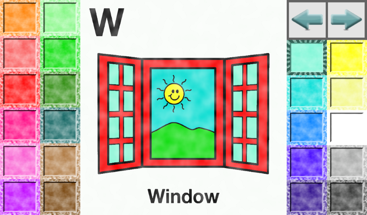 ABC Kids Coloring Book 1.70 APK Download - Android Education Apps
