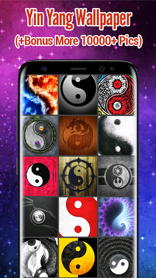 Yin Yang Wallpaper 2 0 Apk Download Android Entertainment Apps