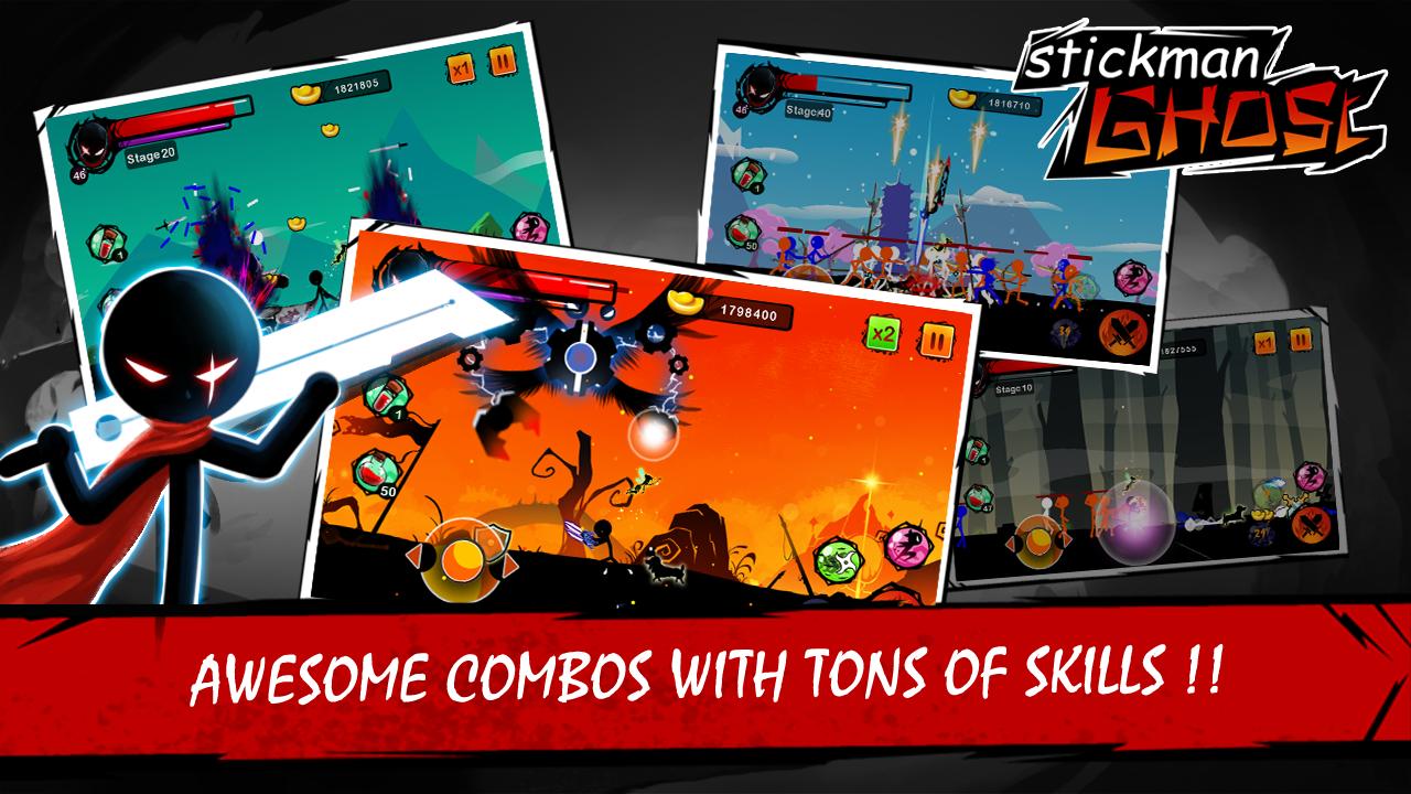 Stickman Ghost: Ninja Warrior Action Offline Game 1 9 APK
