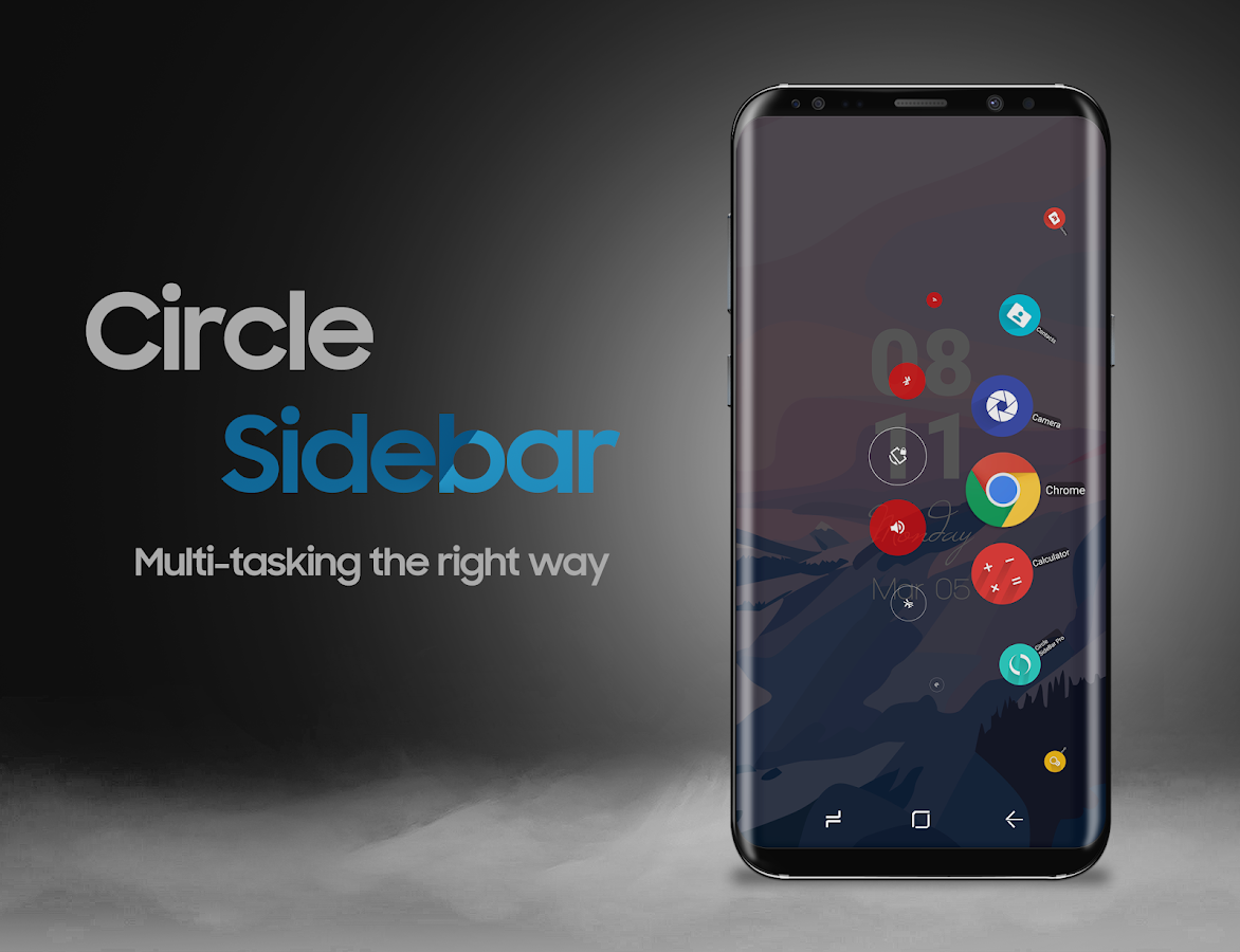 Circle Sidebar Pro 27 0 APK Download - Android Personalization Apps