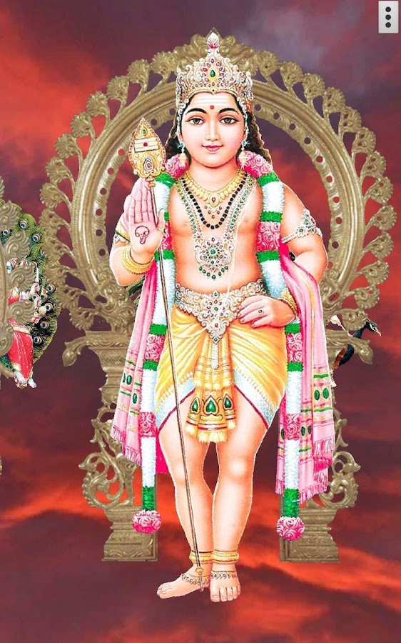 4d lord murugan live wallpaper 31 screenshot 7