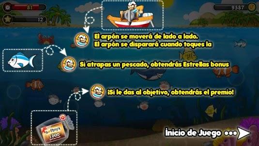 ¡Vamos a pescar!(SoftnyxCash) 1.00.00 screenshot 14