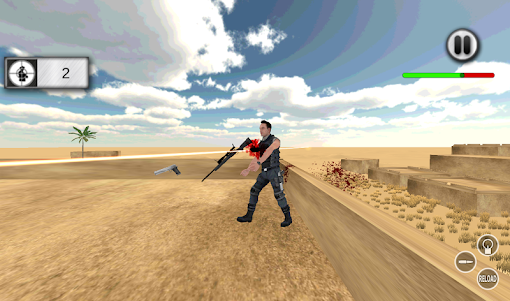 Fast Sniper Fast Shooter 3D 1.0 screenshot 3