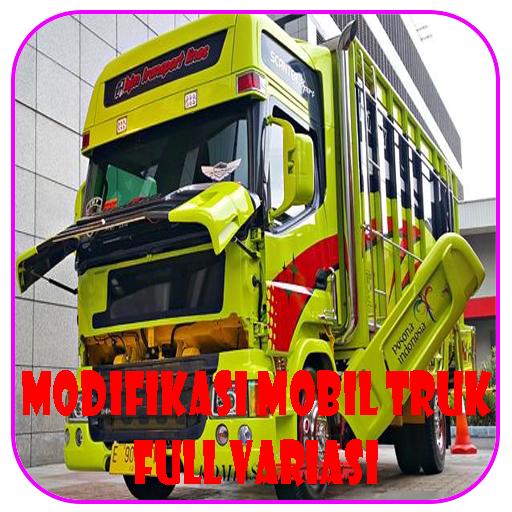 48+ Download Gambar Modifikasi Mobil Truk Gratis Terbaru