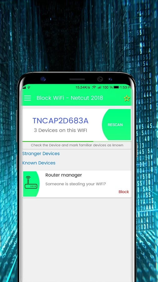 Block WiFi - Netcut Pro 2018 1 0 APK Download - Android