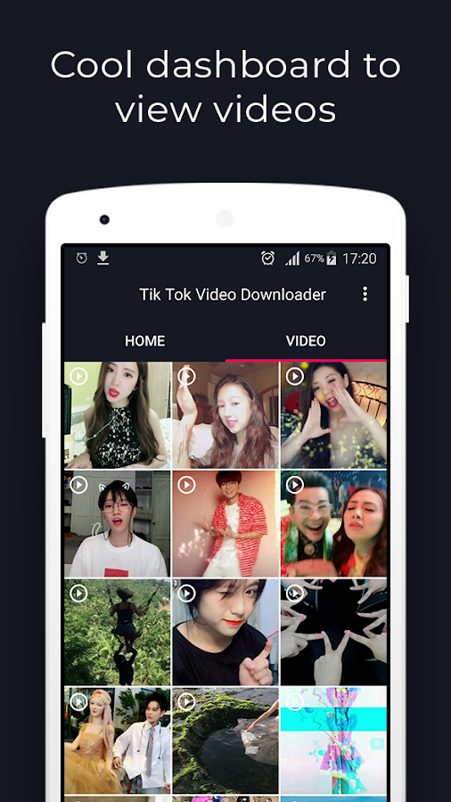 Video Downloader for Tik Tok 1 0 4 APK Download - Android