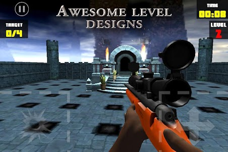 Ultimate Shooting Sniper Game 1.1 screenshot 4
