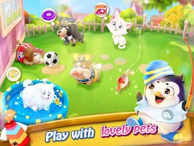 Nong Trai Vui Ve: Tini Farm 2.7 screenshot 1