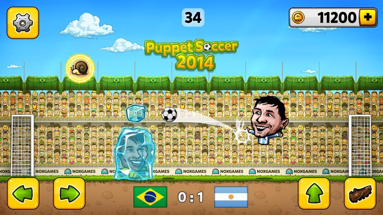 ⚽Puppet Soccer 2014 - Big Head Football 🏆 1.0.128 APK Download ... 381ca9dd27b01