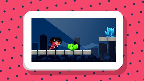 🐞 Ladybug SuperGirl Adventure 2 0 APK Download - Android