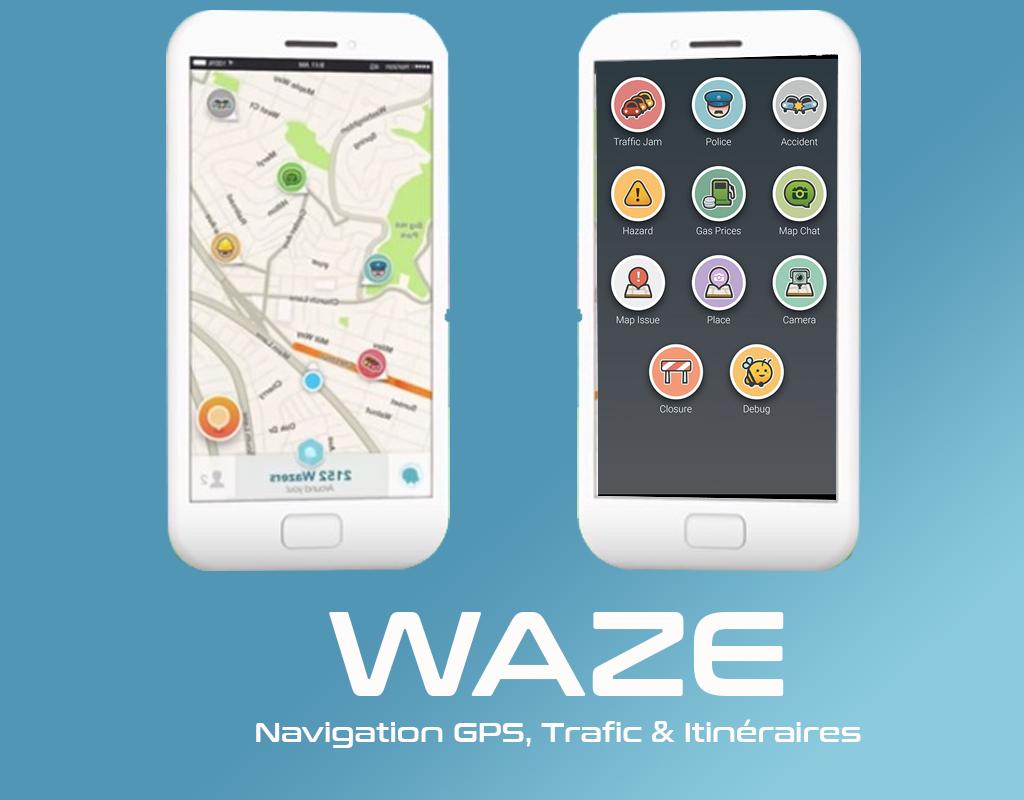 Maps Waze Traffic , GPS , navigation ,alerts Tips 1 0 APK