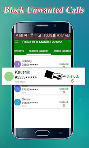 GPS Caller ID Locator & Mobile Real Number Tracker 1.0 screenshot 3