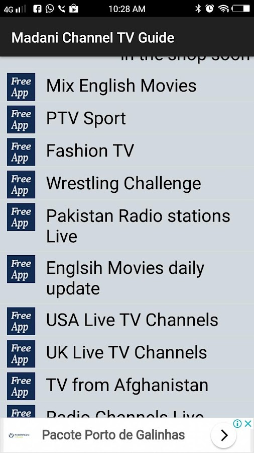 TV Live Urdu Pakistani Guide 1 28 APK Download - Android News