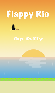Flappy Rio 1.2.1 screenshot 1