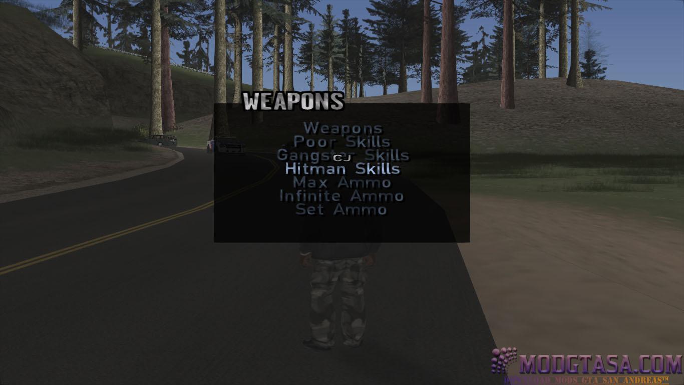 Gta sa mod menu android | GTA San Andreas Apk Mega MOD v1 08