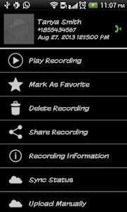 Call Recorder 2.4.1 screenshot 3