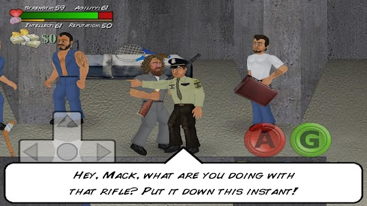 Hard Time (Prison Sim) 1.401 screenshot 1