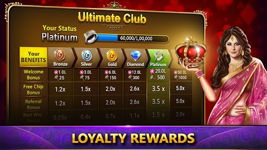 UTP - Ultimate Teen Patti (3 Patti) 36.7.7 screenshot 14