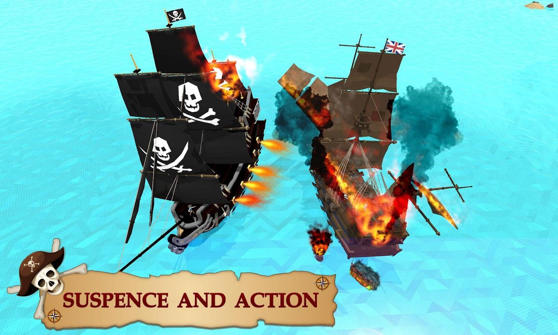 Pirate Ship Craft : Construction Build Battle Game 1 1 APK