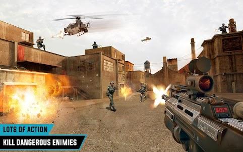 Modern Action Commando Fps : Mountain Sniper Shoot 1.0.1 screenshot 1