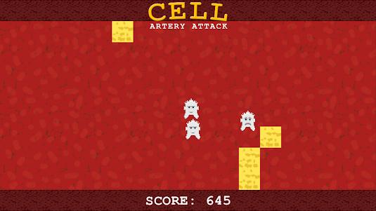 Cell: Artery Attack 1.0.15 screenshot 1