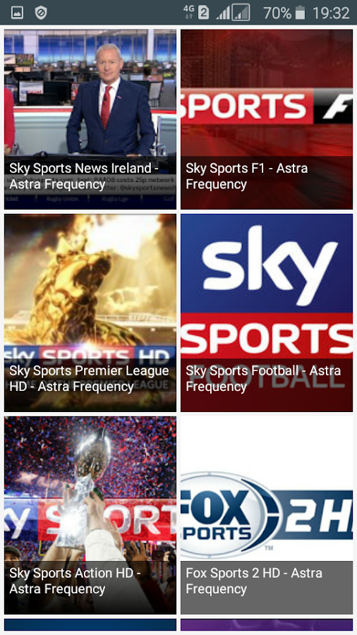 Astra Satellite Channels 2 0 APK Download - Android Entertainment Apps