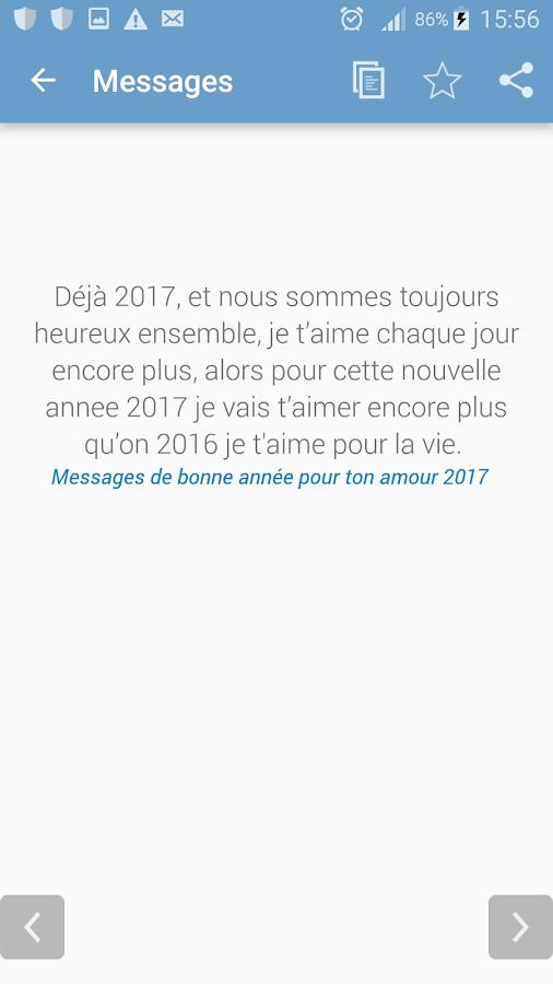 Sms Bonne Année 2017 446 Apk Download Android Social Apps