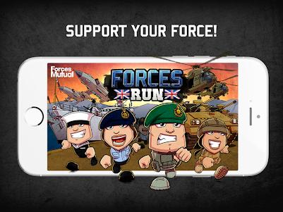 Forces Run 1.0.1 screenshot 11