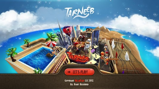 Tarneeb Online 2.4 screenshot 7