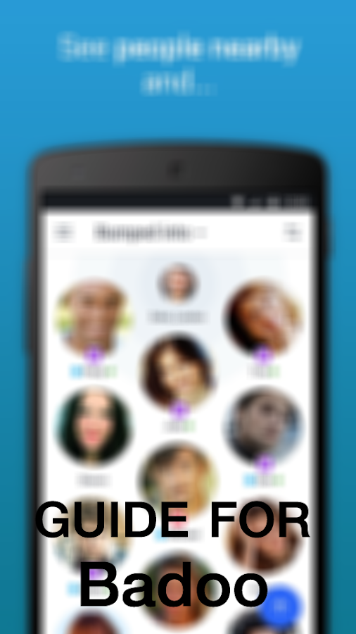 Guide for Badoo People 1 0 APK Download - Android