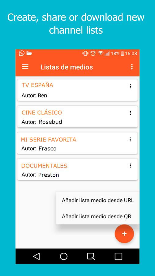 Megastream IPTV DTT 0 6 APK Download - Android Entertainment