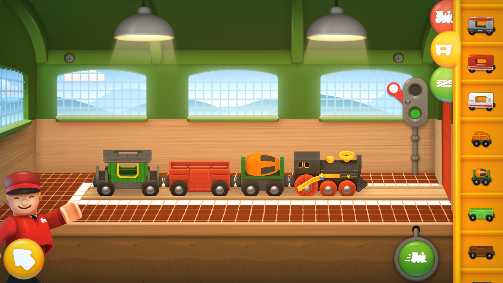 download game toca train apk
