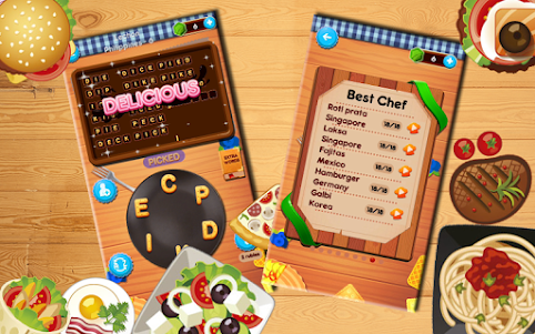 Word Cookies 2 1.7.1 screenshot 2