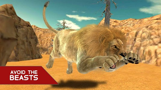 Lion Hunter Wild safari Hunt Deer Sniper Shooter 1.0 screenshot 1