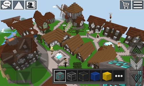 WorldCraft : 3D Build & Craft 3.1 screenshot 1