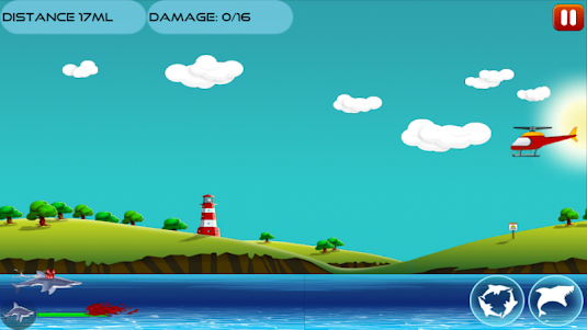 Angry Shark 1.0.4 screenshot 19