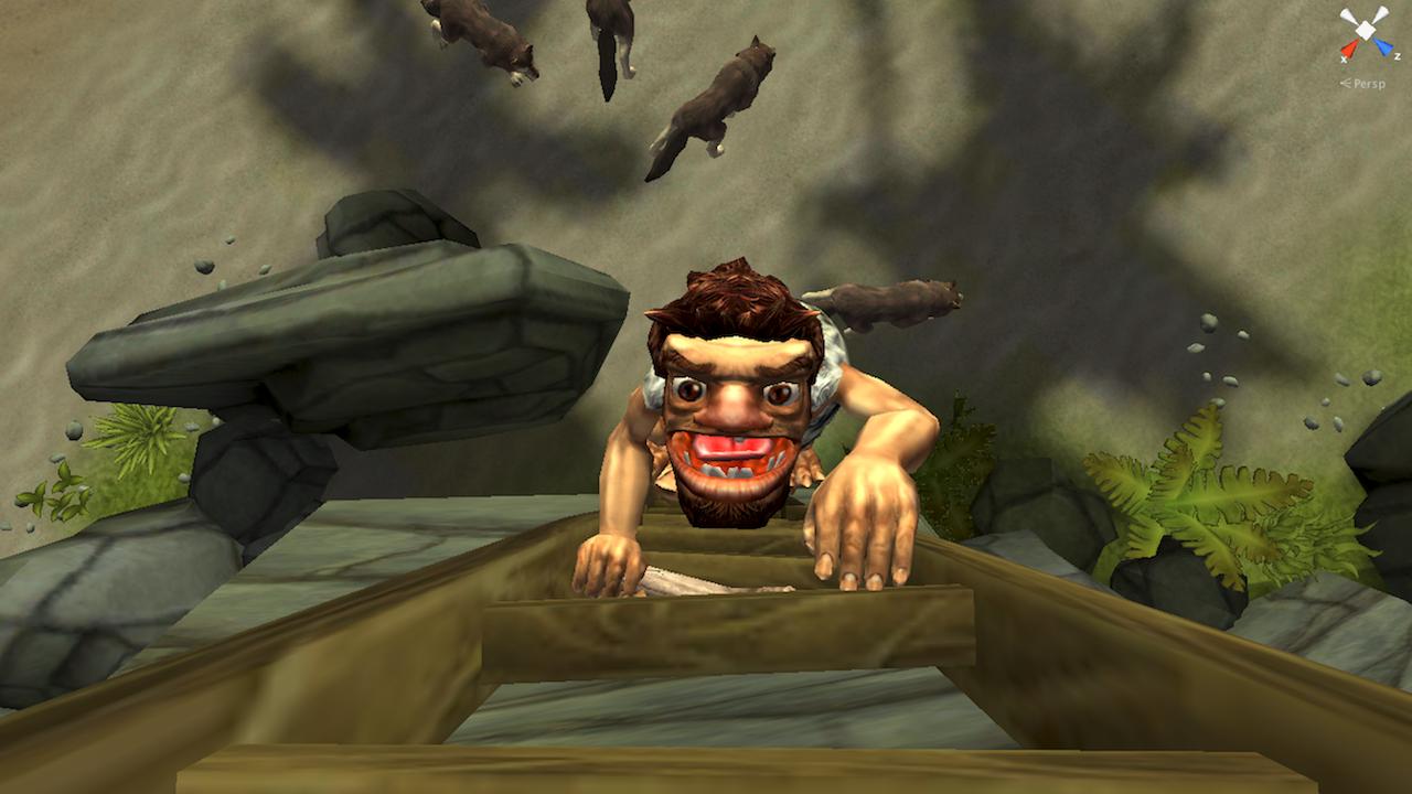 ... Caveman Hunter 1 screenshot 13 ...