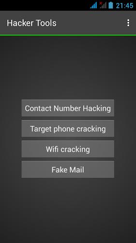Hacker Fake Tools 3.0 APK
