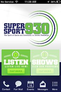 Super Sport 930 1.399 screenshot 1