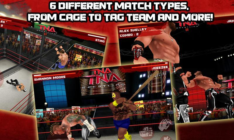 tna wrestling impact apk download free