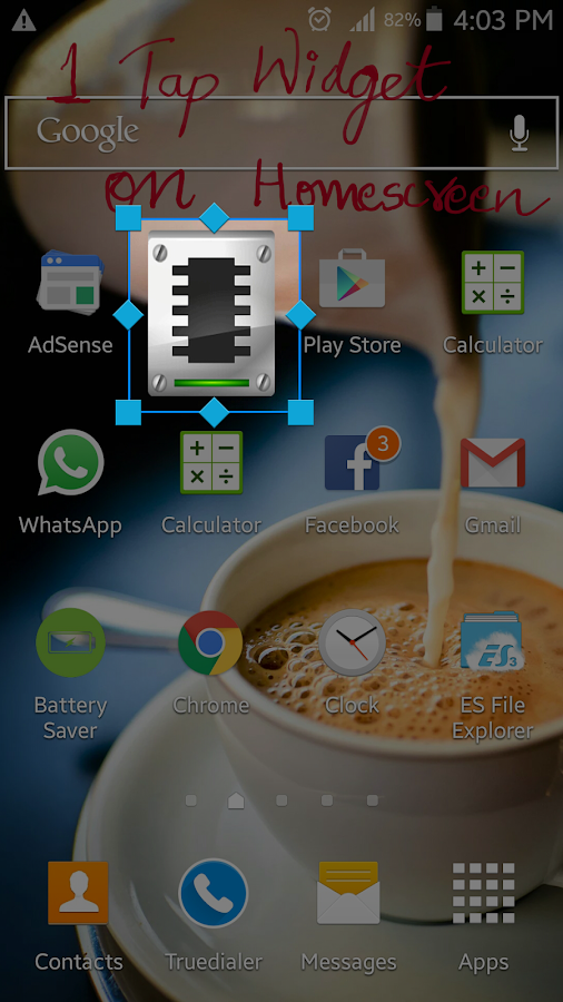 3 GB RAM Booster PREMIUM (Widget) - 50% OFF 3 2 APK Download